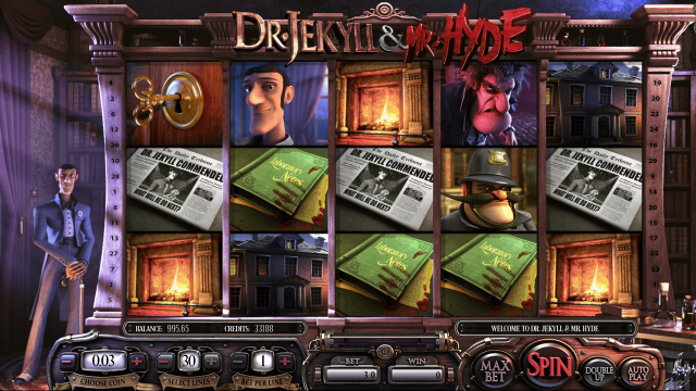 Бонусная игра Dr. Jekyll And Mr. Hyde 6