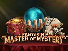 Игровой автомат Фантазини: Мастер Мистерий